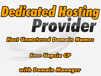Budget dedicated web hosting packages